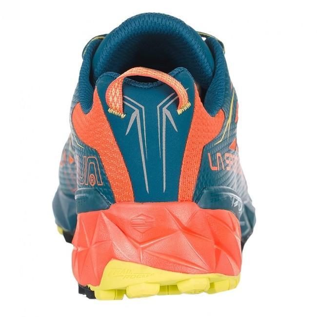 95d4fb3ac1a Bežecká obuv La Sportiva Akyra GTX - lava ocean