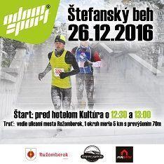 Návrat do minulosti úspešným Nultým ročníkem Štefanského běhu v Ružomberku