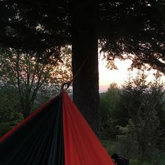 Recenze Ticket To The Moon Hammock