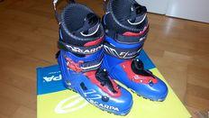 Recenze lyžařské boty Scarpa F1 Evo