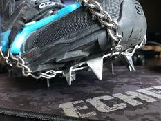 Recenze na Climbing Technology Ice Traction Plus