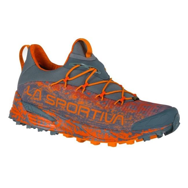 Bežecká obuv La Sportiva Tempesta GTX - slate pumpkin  28ab2a6706