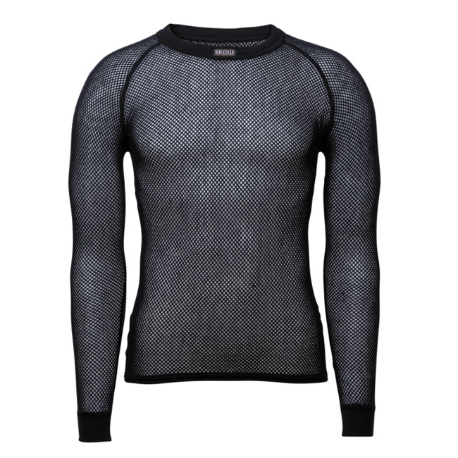 Termoprádlo Brynje Super Thermo Shirt - black  496163af83