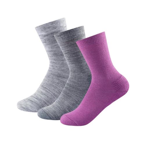 Ponožky Devold Daily Medium Woman Sock 3PK