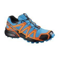 Bežecká obuv Salomon Speedcross 4 GTX  - hawaiian/bk/scarl