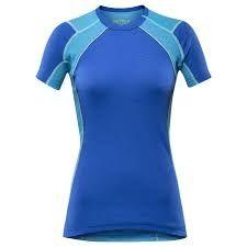 Dámské tričko Devold Energy - Modré