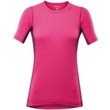 Dámské tričko Devold Sport- Růžové