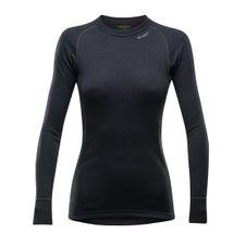 Devoldová aktivní žena tričko termo prádlo Duo černá