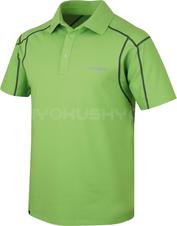 Husky Pánske tričko Veren zelená