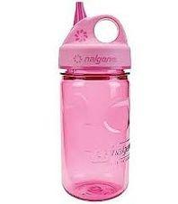 Nalgene Grip'n Gulp Kids 0.35L - Pink