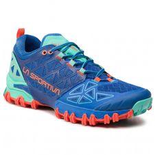 Bežecká obuv La Sportiva Bushido II W´s - marine blue/agua