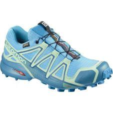 Bežecká obuv Salomon Speedcross 4 GTX W - aquarius beach 927a2437bbc