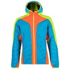Bunda La Sportiva Hyperspace Jacket - Tropic blue pumpkin fa0a3a180a5