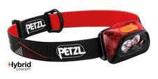 Petzl Actik Core - červená