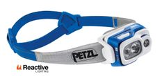 PETZL Swift RL - modrá