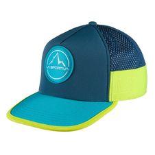 Čiapka La Sportiva Trail Trucker Hat - opal/tropic blue