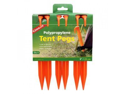 Coghlan´s stanové kolíky Polypropylene Pegs
