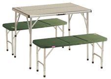 Kempingový nábytok Coleman Pack Away Table for 4