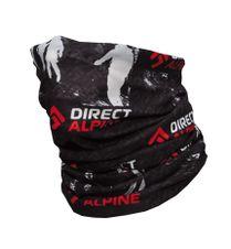 Directalpine multifunkční šátek Multi - black