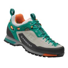 Garmont turistické boty LT šedá/teal Dragontail W GTX-světle zelená