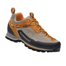 Turistická obuv Garmont Dragontail MNT GTX - warm grey/ginger