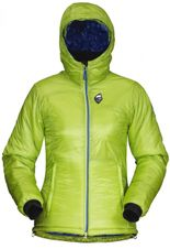 High Point Barier Lady Jacket - sunny green
