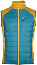 High Point Flow 2.0 Vest - petrol/yellow