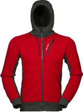 High Point Woolcan 2.0 Hoody - red