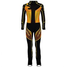 Kombinéza La Sportiva Stratos Racing Suit - Black/Yellow