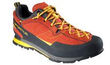 Turistické boty La Sportiva Boulder X červená