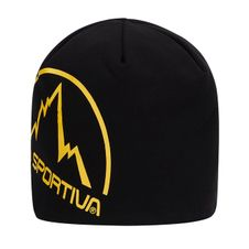 Čiapka La Sportiva Circle Beanie - black/yellow
