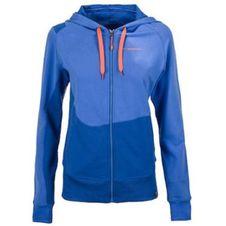 Mikina La Sportiva Valley Hoody W - cobalt blue marine blue 068ff69bf6a