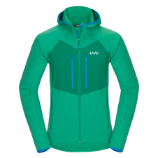 Mikina Zajo Glacier Neo Jkt - bright green