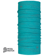 Multifunkčná šatka Buff Dryflx New 118096 - tourqouise