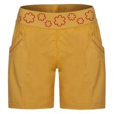 Krátké kalhoty Ocun PANTERA SHORTS women - Golden yellow