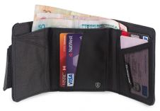 Lifeventure RFID Wallet - Grey