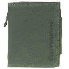 Lifeventure RFID Wallet - Olive