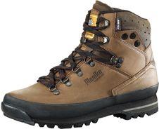Turistické boty Planik lesní muži vzduch tex® hnědá
