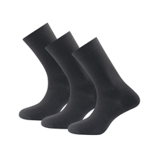 Ponožky Devold Daily Light Sock 3PK - black