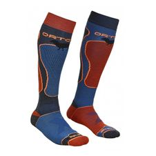 Ponožky Ortovox Ski Rock'n'wool Socks - night blue