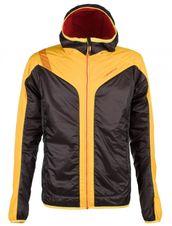 Primaloft Bunda La Sportiva Roseg - black yellow 1e21257a386
