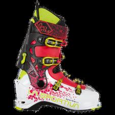 Skialpinistické lyžiarky La Sportiva Sparkle 2.0 woman white/garnet