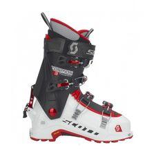 Skialpinistické lyžiarky Scott Cosmos III 18/19 - white/black