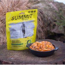 Summit To Eat - hovězí dušené ve vlastní šťávě s bramborami