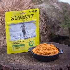 Summit To Eat - kuře Tikka s ryží