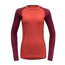 Termoprádlo Devold Duo Active Woman Shirt - Beetroot