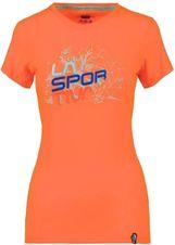Tričko La Sportiva Cubic T-Shirt W - Lily orange