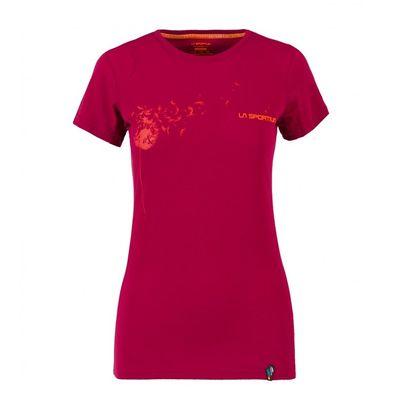 Tričko La Sportiva Windy T-Shirt W -  beet