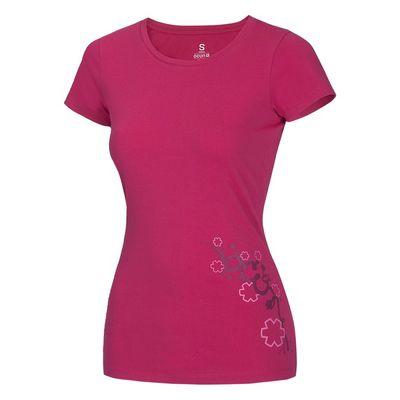 Tričko Ocún Blooms T - fresh pink