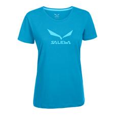 Tričko Salewa Solidlogo Co W S/S Tee - opale